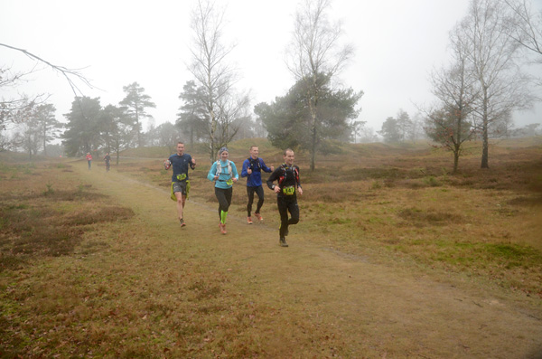 RunForestRun 21 km