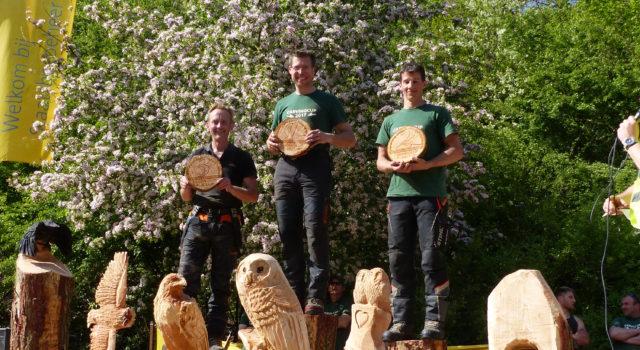 Prijsuitreiking carvingcup