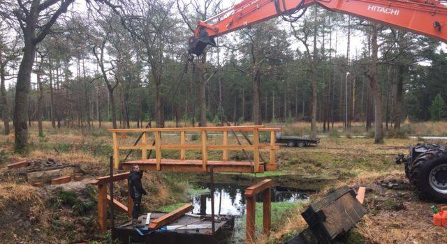 Nieuwe Koos Huininga brug