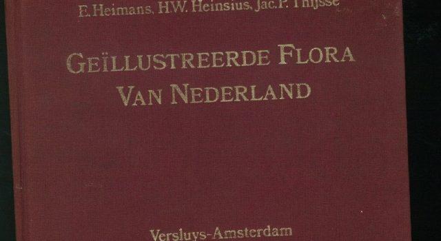 Geïllustreerde Flora van Nederland