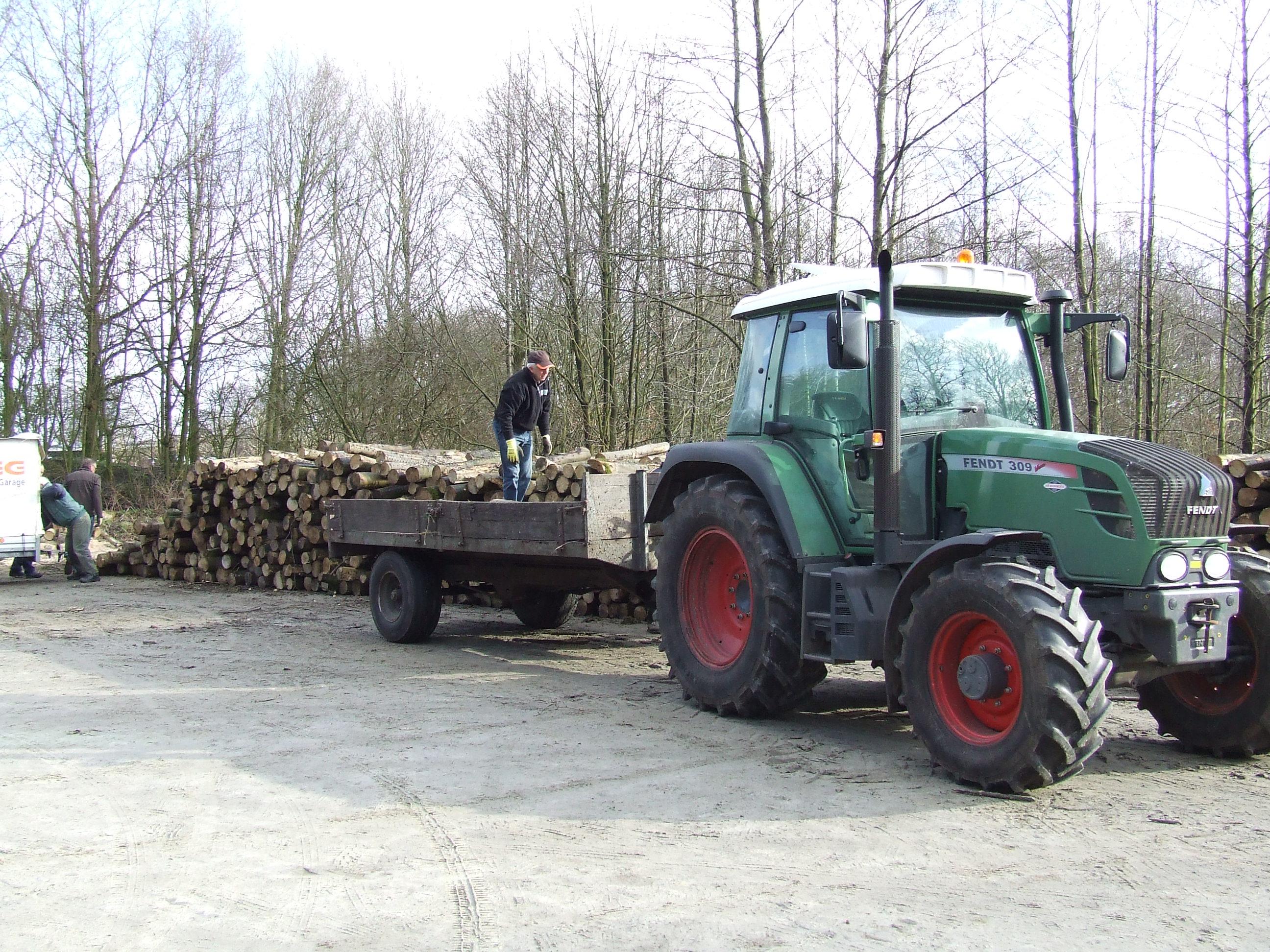 Haardhoutdag Drents-Friese Wold