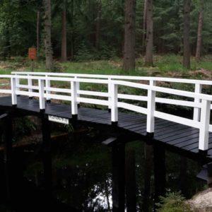 Gerestaureerde Klaas Roffel brug