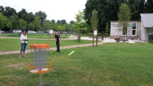 Opening Discgolf