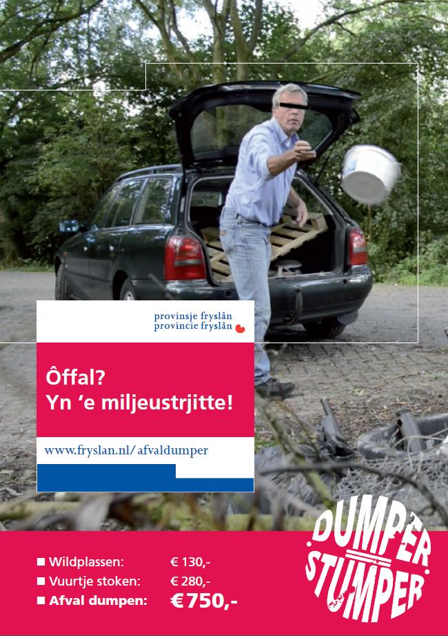 Poster Dumper-Stumper