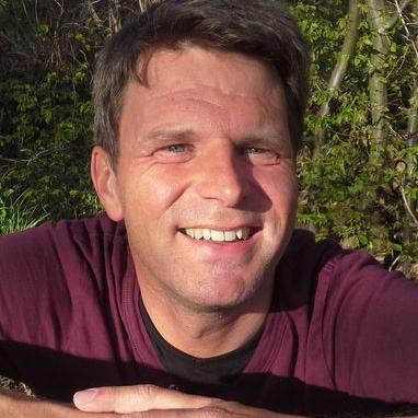 Boswachter Henk-Jan van der Veen