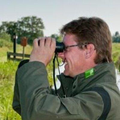 Boswachter Jeffrey Huizenga