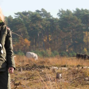boswachter Marieke Schatteleijne