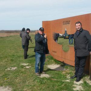 Medewerkers Russische Nationale Parken op bezoek in NP Lauwersmeer