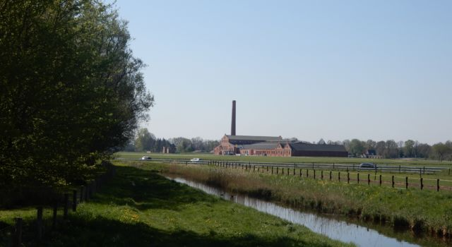 strokartonfabriek Scheemda