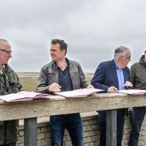 (c) Ben Eenkhoor, Slufter, HHNK, Staatsbosbeheer