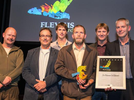 De winnaars van de Flevius Award
