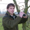 Bertwin Bergman, boswachter bij Staatsbosbeheer