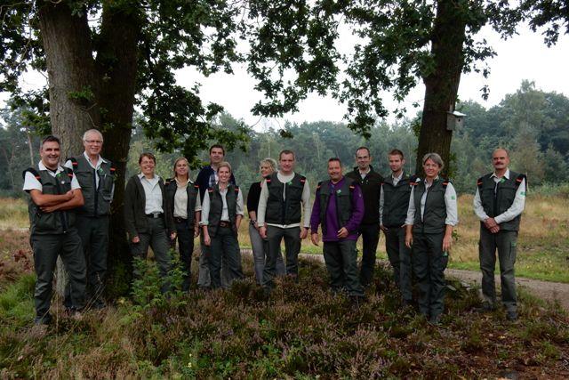 De boswachters van Overijssel