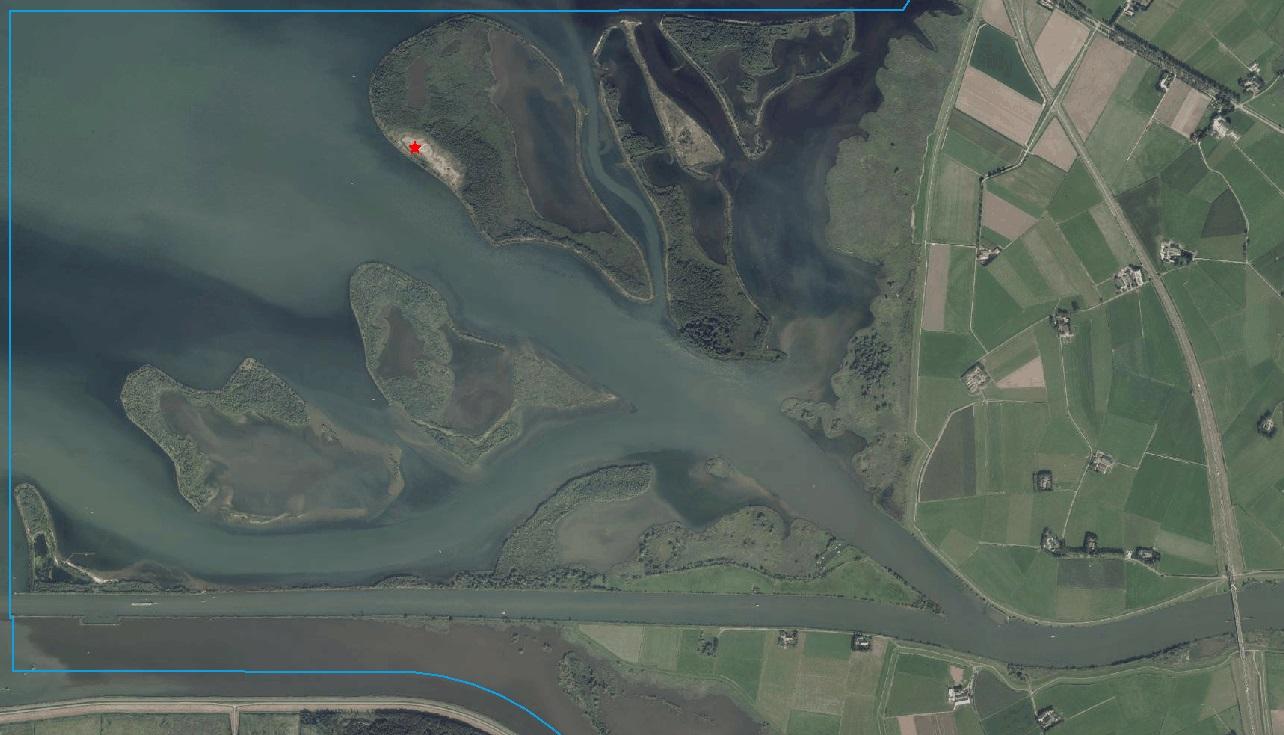 Locatie van het project