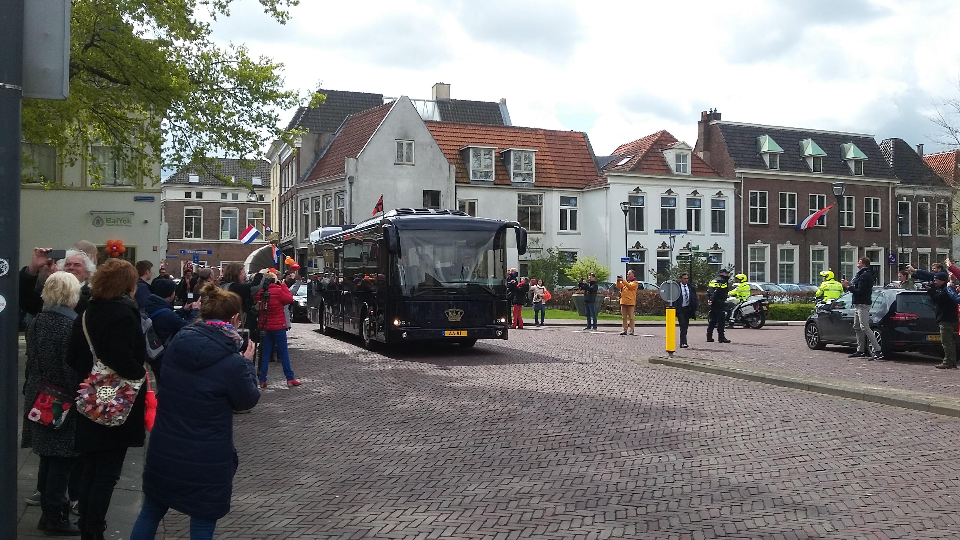 Koningsdag 2016 in Zwolle