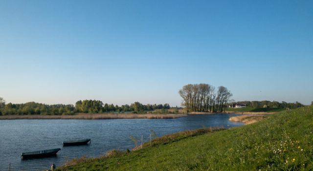 Oude Waal, april 2020