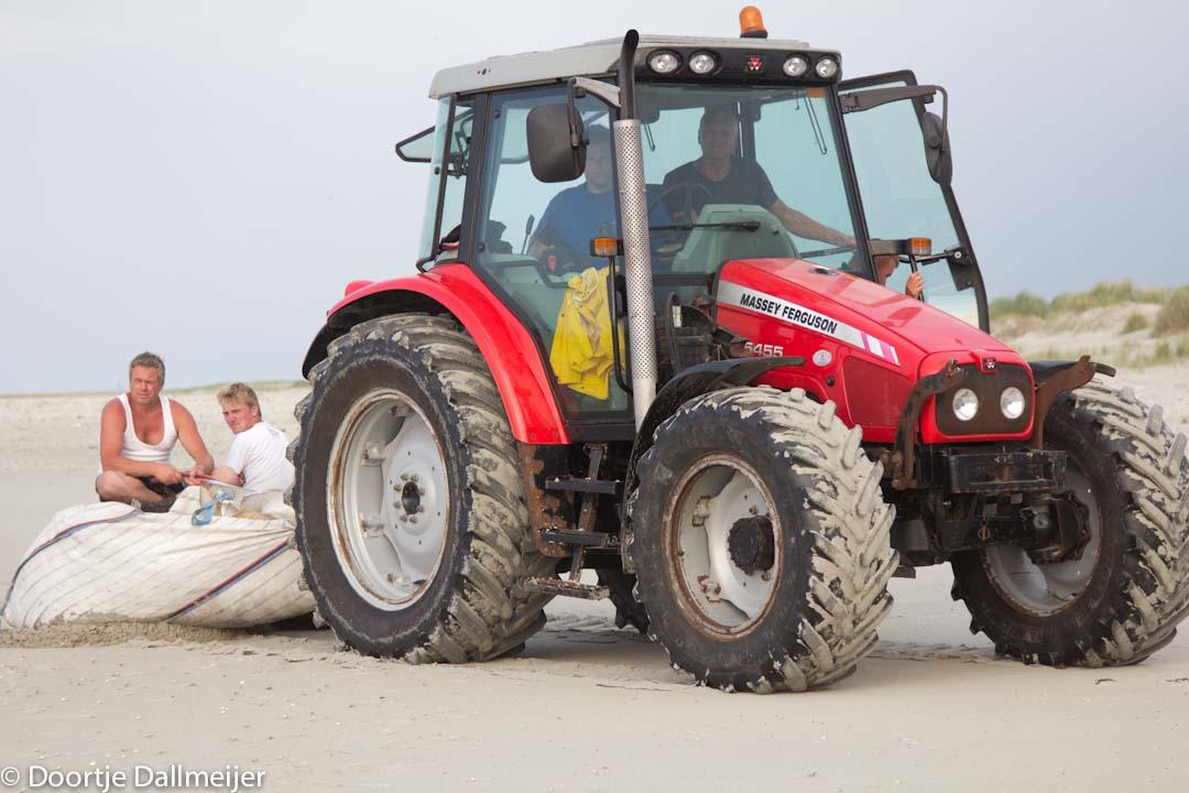 rottumerplaat paraffine schoonmaken tractor