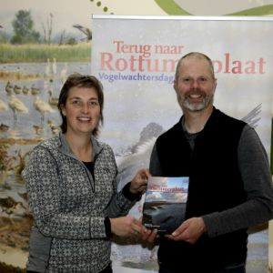 Schrijvers Aaldrik Pot en Nicolette Branderhorst