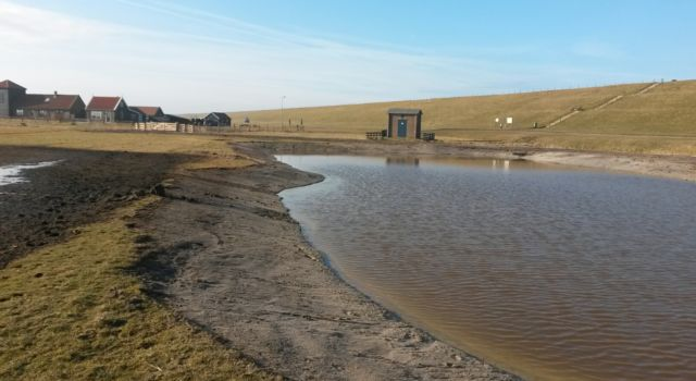 Eindresultaat herinrichting Hazepolder