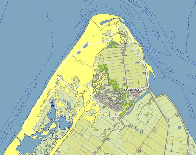 (c) 2013 OGIS - Staatsbosbeheer Topografie (c) 2006 Dienst voor eht kadaster en openbare registers