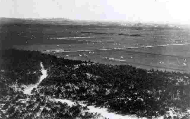 zicht vanaf de Fonteinsnol 1920