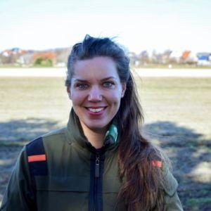 Anna Sprenkeling: nieuwe boswachter publiek op Texel