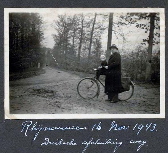 Rhijnauwen 16-11-1943