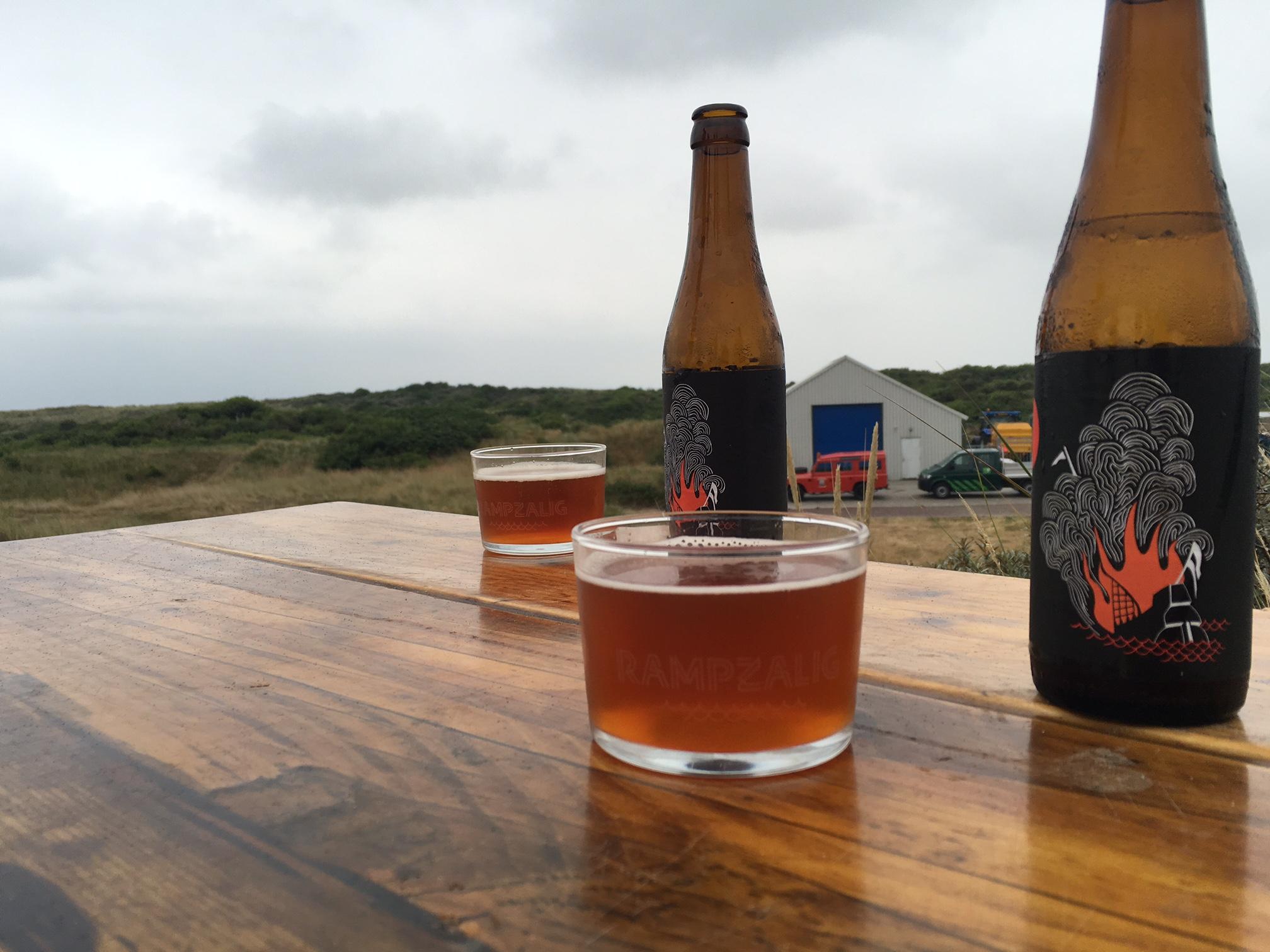 persfoto bierbrouwerij
