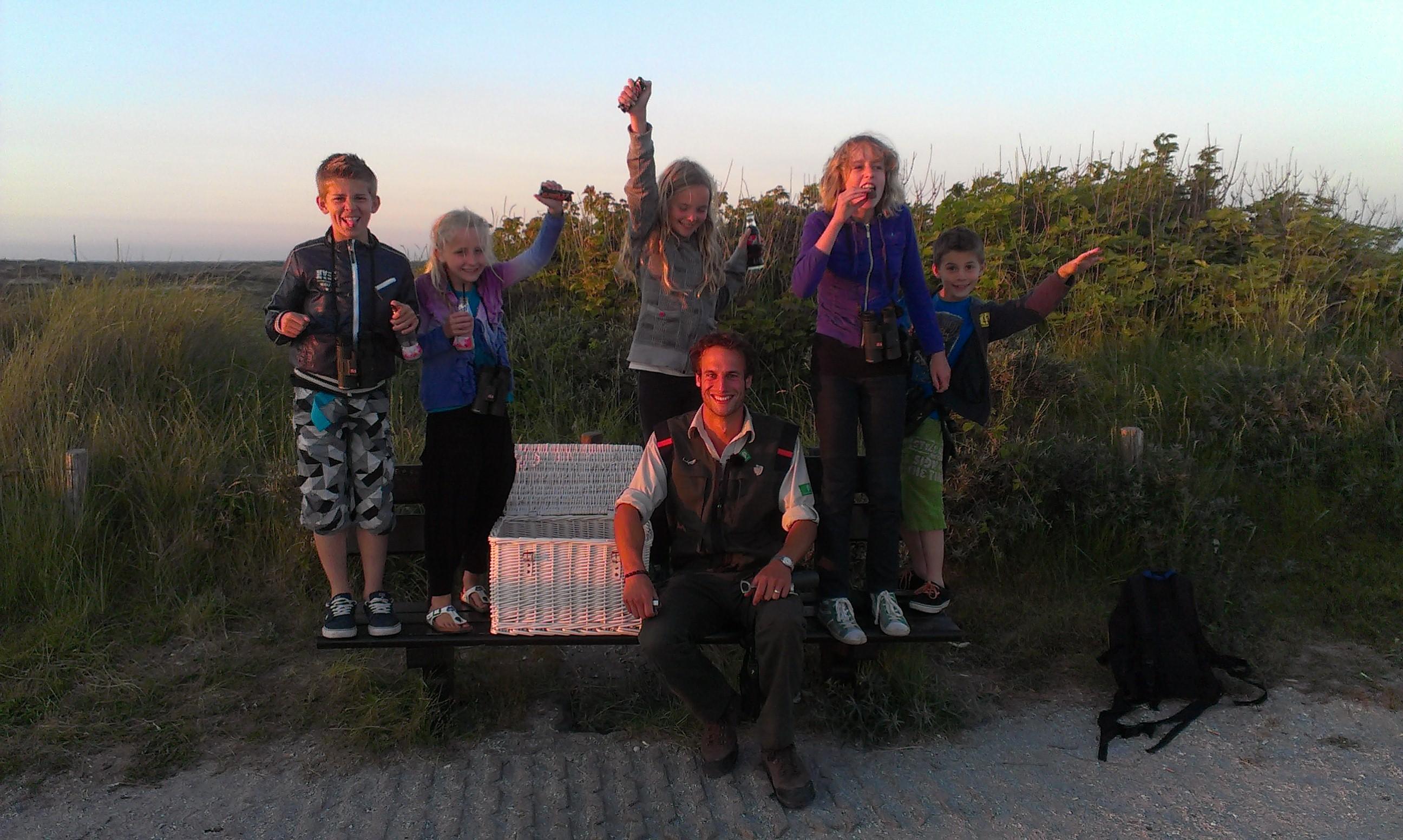 De Grote Vijf in Hollands Duin is ....!!!