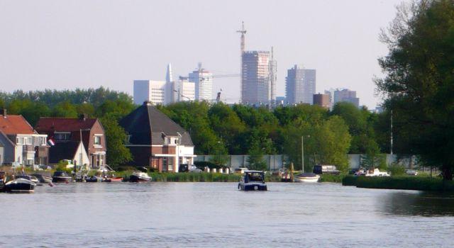 de Rotte bij Rotterdam